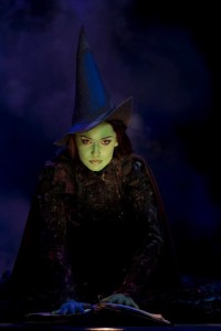 Christine Dwyer - Elphaba Press Shot